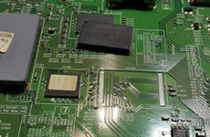 Перезагружается Samsung UE37D5500RW, прошивка nand flash K9GAG08U0E