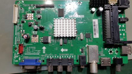 MainBoard T.SIS231.T65
