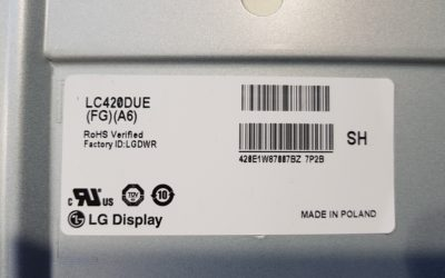 LCD Матрица LC420DUE(FC)(A6)